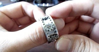 kinect gear ring