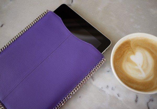 Украшаем чехол для iPad