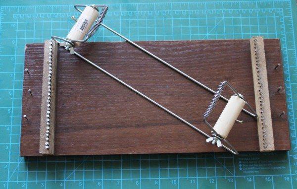 станок для плетения фенечек