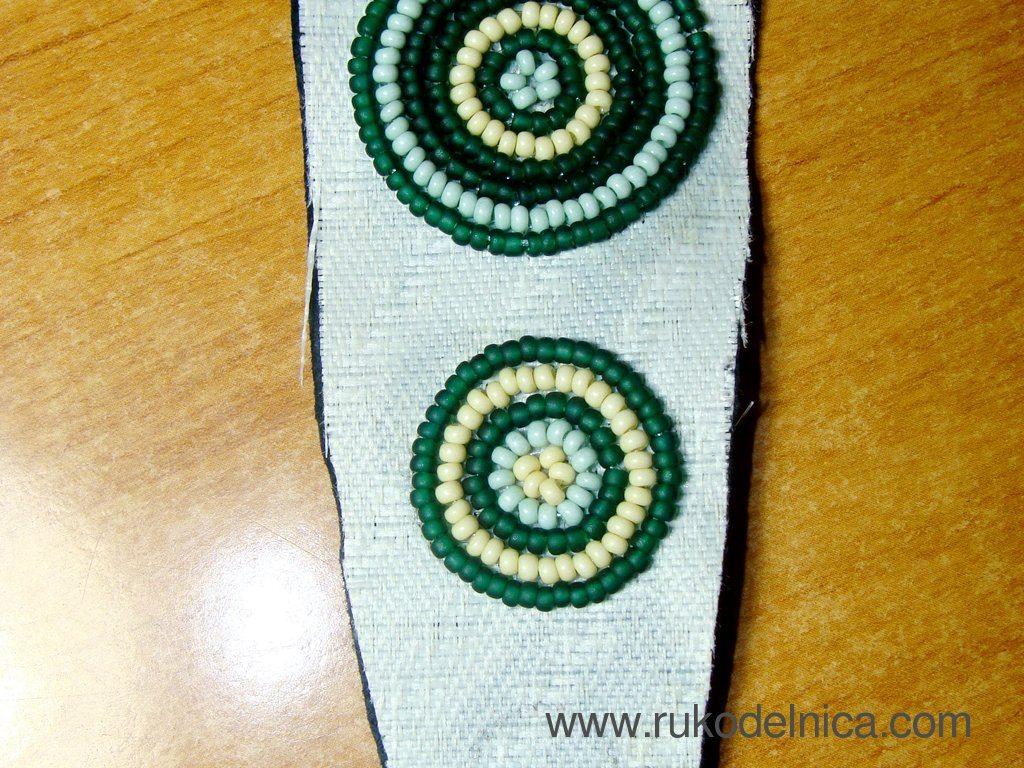 вышивка второго круга